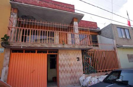 Casa de Lorena González Hdz.